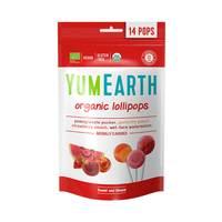Yumearth organic lollipops 85 g x 14