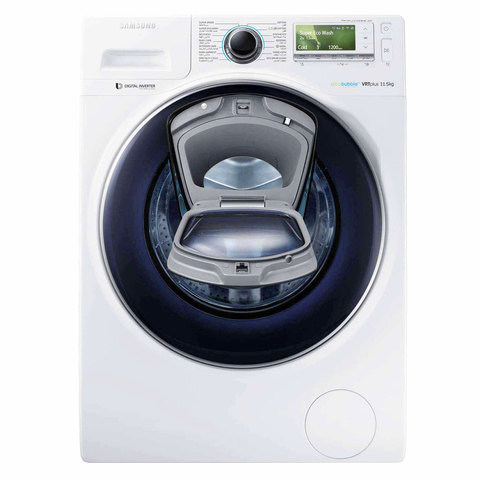 Samsung-11.5KG-Front-Load-Washing-Machine-WW-11K8412-OW