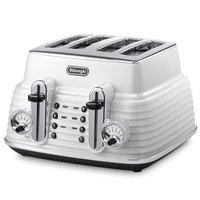 DeLonghi Toaster CTZ4003.W