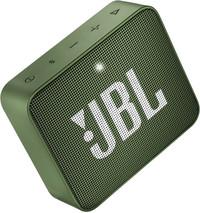 مكبر صوت لاسلكي جي بي إل GO 2 مقاومة للماء لون أخضر