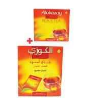 BUY 1 + 1 FREE Alokozay Black Label Tea 100 Tea Bags