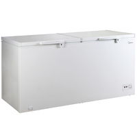 Midea Chest Freezer 670 Liters HD670C