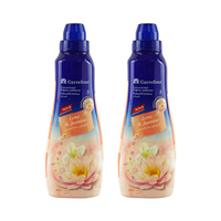 Carrefour Fabric Softener Concentrate Lotus & Jasmine 1.5L Promo Pack X2