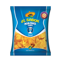 El Sabor Nacho Chips Natural 225GR