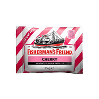 Fisherman's Friend Cherry Sugar Free 25GR