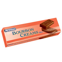 McVitie's Bourbon Creams Chocolate flavored Cream Sandwich Biscuit 200g