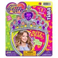 JaRu Glitter Girl Tiara