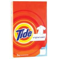 Tide Original Scent Detergent Powder 3kg