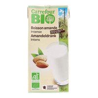 Carrefour Bio Organic Almond Drink 1L