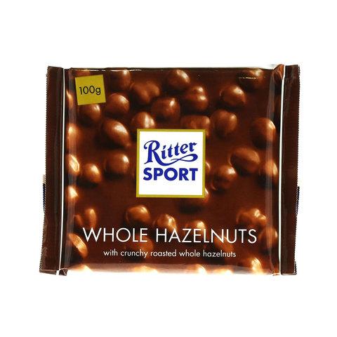 Ritter-Sport-Whole-Hazelnuts-100g