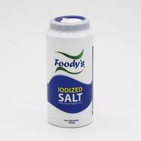 Foody'S Salt Iodized 700 g
