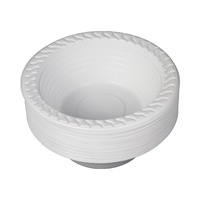 Disposable Plastic Plate 50 Pieces N 15