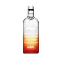 Absolut Vodka Peach 40%V Alcohol 75CL