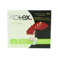 Kotex Ultra Super Wings 7 Pads