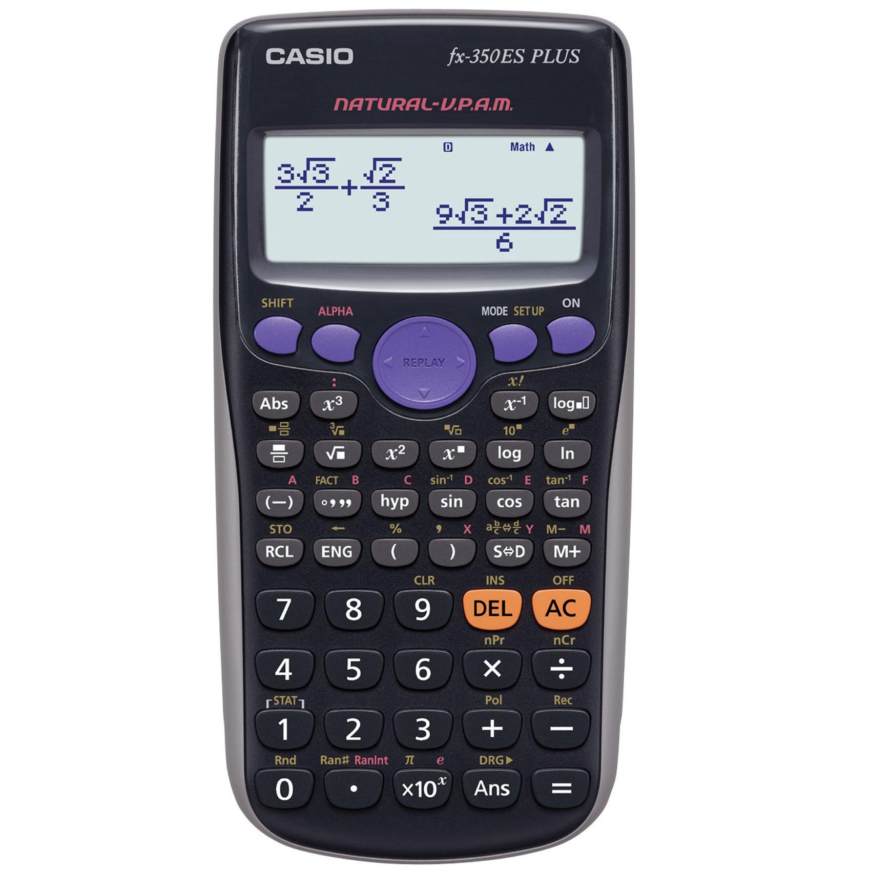 CASIO FX-350ES PLUS SCIENTIFIC