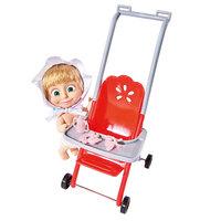 Simba - Masha In Stroller
