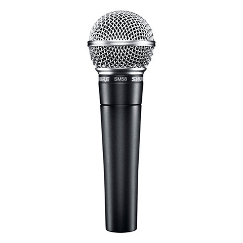 Shure-Microphone-Dynamic-SM58-LCE