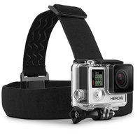 GoPro Head Strap G02ACHOM001 for Action Camera