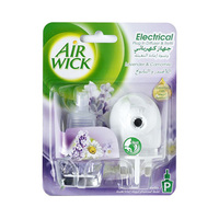 Air Wick Electrical Plug In Diffuser & Refill Lavender 19ML
