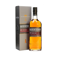 Auchentoshan Malt whisky 12 Years Old 40%V Alcohol 70CL