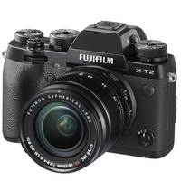 Fujifilm SLR Camera X-T2 With 18-55MM Lens