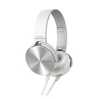 Sony Headphone MDRXB450AB White