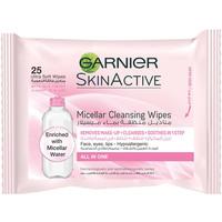 Garnier Skin Naturals Micellar Cleansing Wipes 25 Wipes