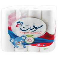 Soft Toilet Paper Roll 32 Pieces
