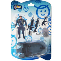 Kidzpro Police Set - Assorted