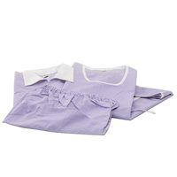 Tendance's Housemaid Uniform 3pc Purple Medium