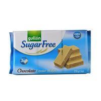 Gullon Wafer Sugar Free Chocolate 210GR