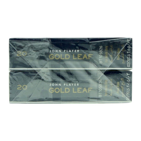 John-Player-Gold-Leaf-Navy-Cut-200/20-Cigarettes(Forbidden-Under-18-Years-Old)