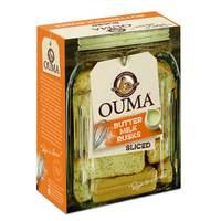 Ouma Buttermilk Sliced Rusks 450g