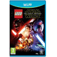 Nintendo Wii U Lego Star Wars The Force Awakens