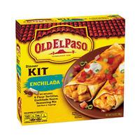 Old El Paso Dinner Kit Enchilada 396GR
