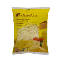 Carrefour Emmental Shredded Cheese 200g