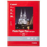Canon Photo Paper SG 201 A4 20 Sheets