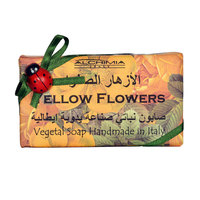 Alchimia Vegetal Soap-Yellow Flo 200g