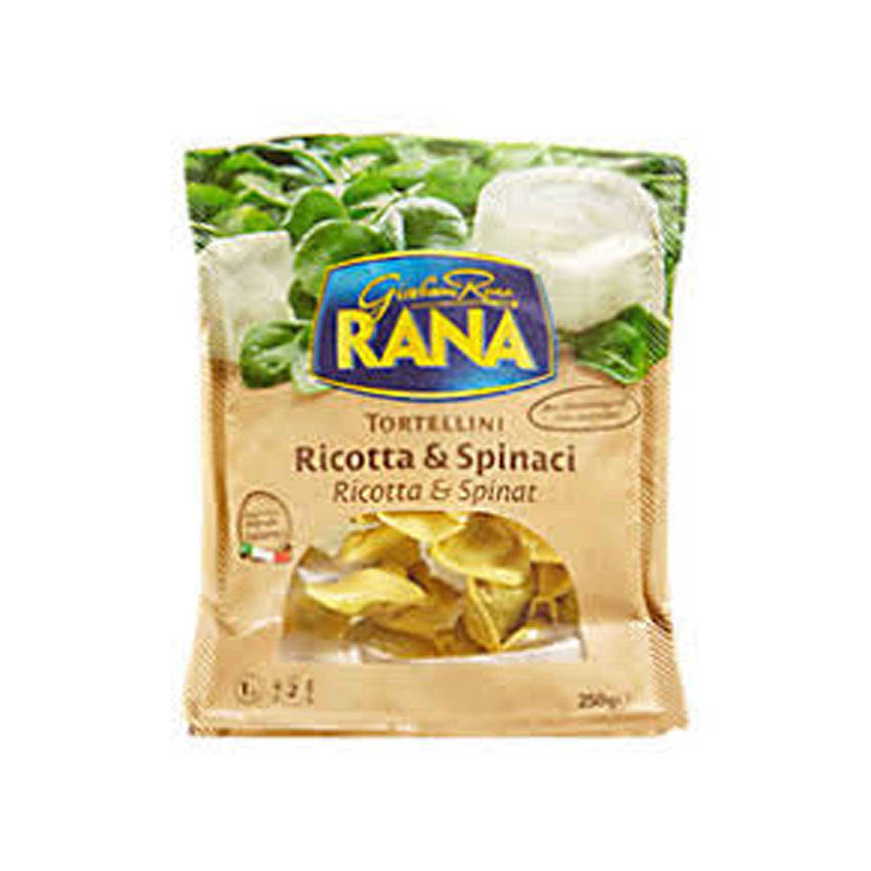 RANA TORT. & RICOTTA SPINACH 250G