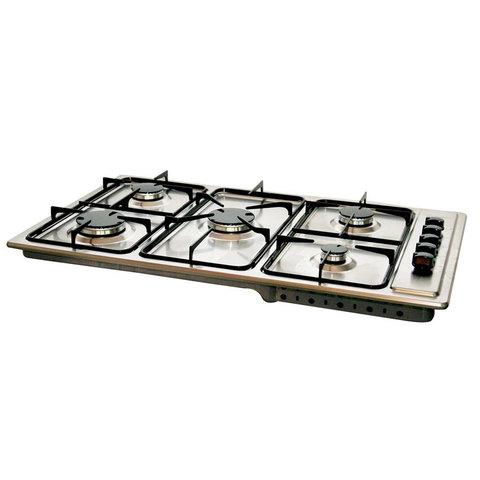Indesit-Built-In-Gas-Hob-PIM950ASIX-90X60