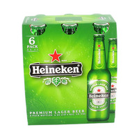 Heineken Beer Pack 25CL X6