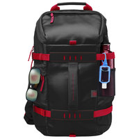 "HP BackPack Odyssey 15.6"" Black-Red"