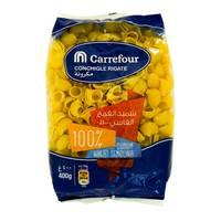 Carrefour Pasta Conchigle Rigate 400g