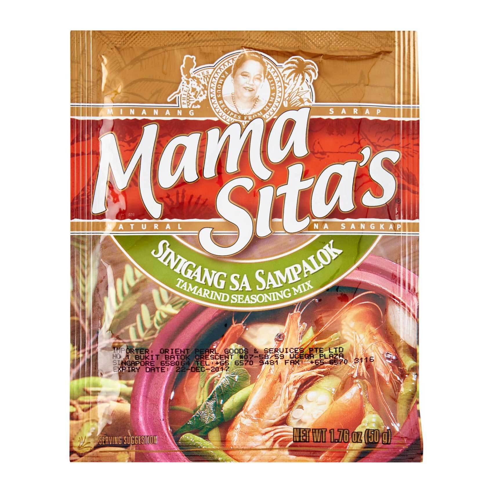 MAMASITA'S MIX PANG SINIGANG 50G