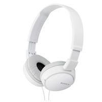 Sony Headphone MDR-ZX110AP White