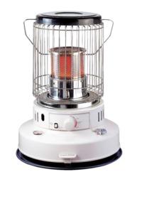 مدفأة كاز ناشيونال ديلوكس موديل WKH-4400 لون أبيض