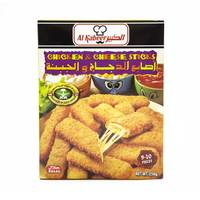 الكبير أصابع الدجاج والجبنة 250 جرام 10 حبات