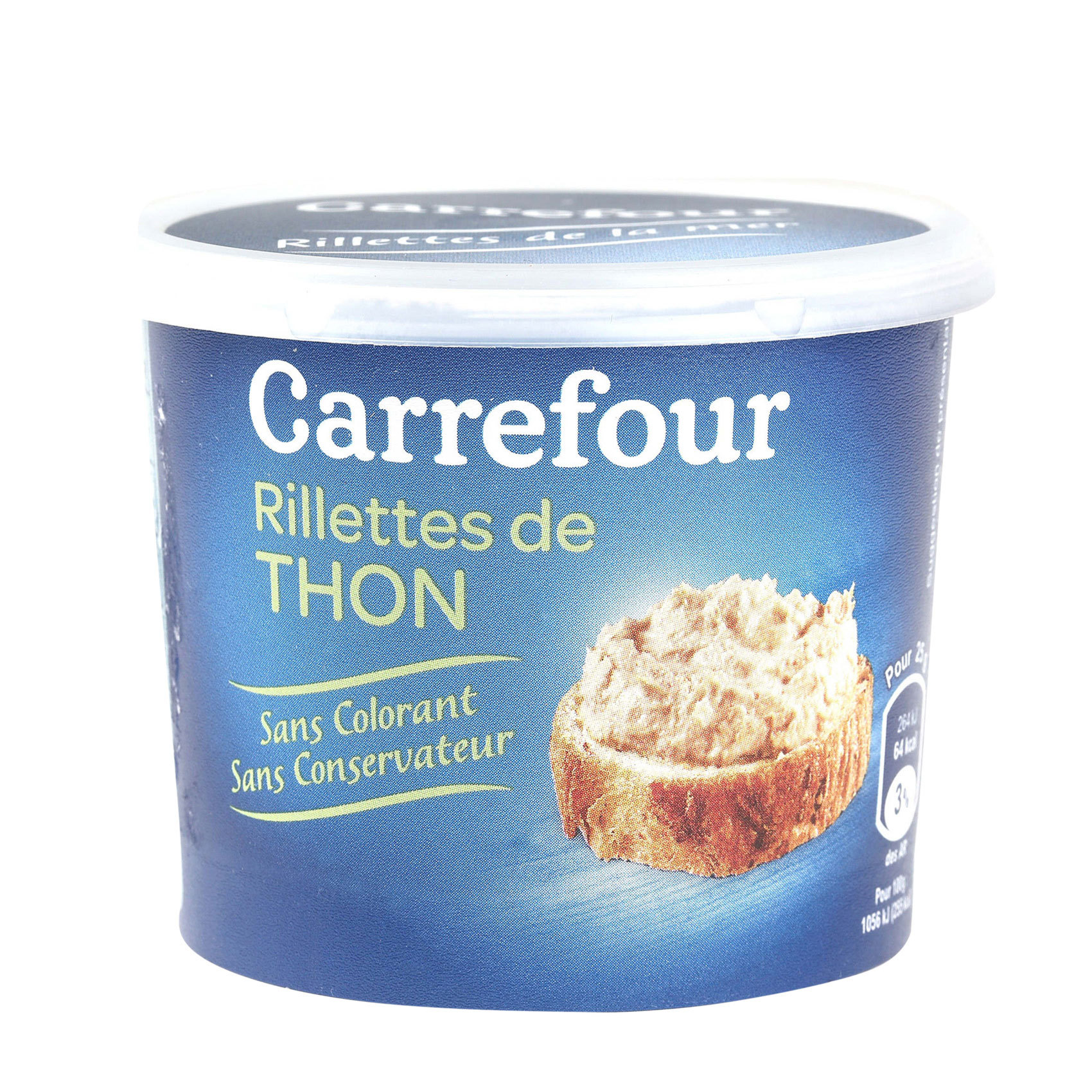 CRF RILLETTES TUNA 150G