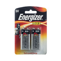 Energizer Battery Alkaline BP2 9V