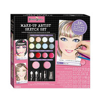 Fashion Angels Make Up Artist Sketch Set 6 Pieces